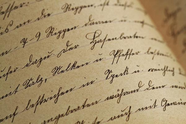 fachowa analiza pisma ręcznego