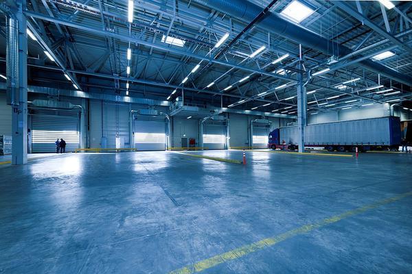 hale przemysłowe - budowa