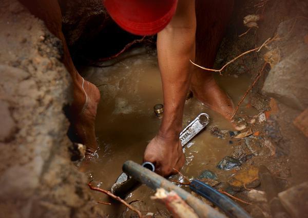Usługi pogotowia kanalizacyjnego