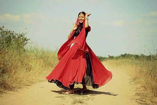sukienka od polskiej projektantki