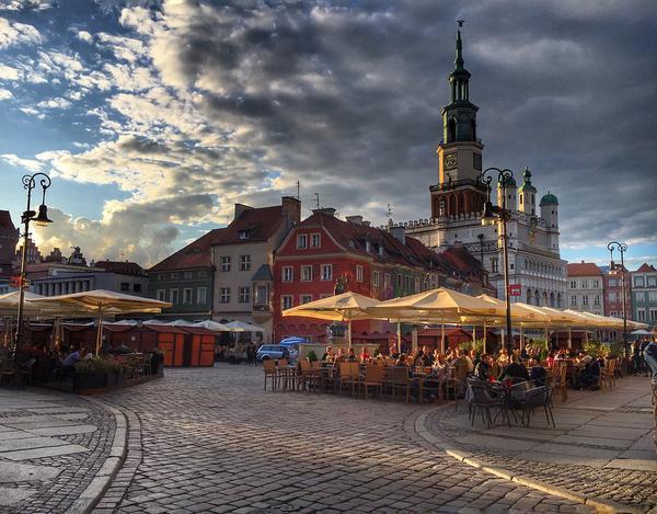 Dostępność drukarni na terenie Poznania