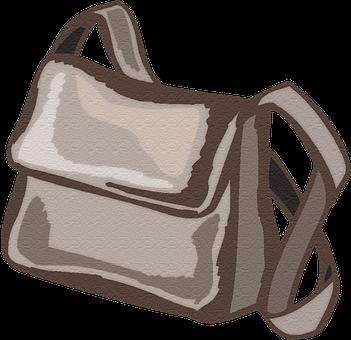 Pojemna torebka listonoszka lubiana przez kobiety