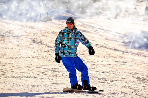 Wygoda podczas jazdy na snowboardzie