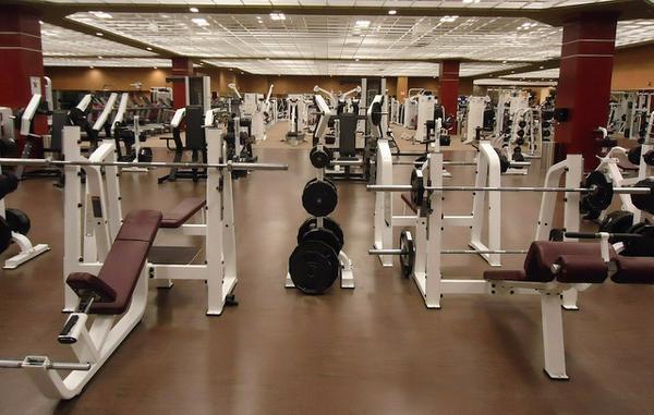 Najnowocześniejszy sprzęt do siłowni
