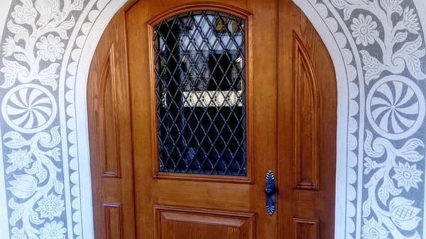 solidne drzwi wejściowe - Kielce