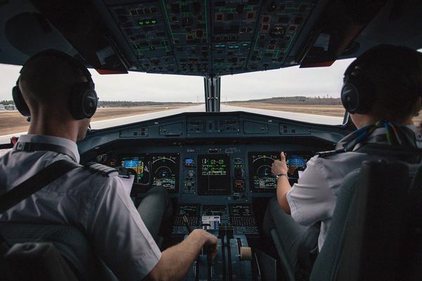 Fach w ręku czyli kursy pilotażu