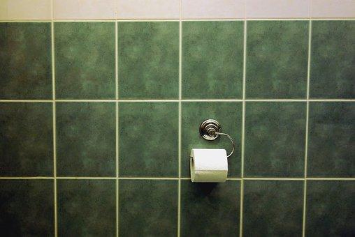 Przechowywanie papieru toaletowego