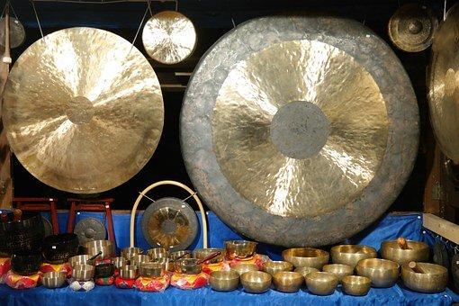 Czym są gongi tybetańskie?