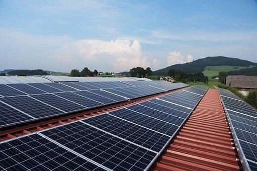 słoneczne panele dla firm