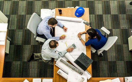 Zatrudnienie biura projektowego