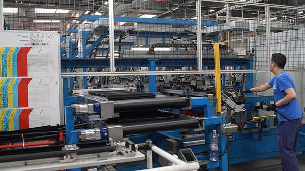 Projektowanie maszyn przemysłowych